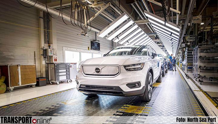 Volvo Cars zet verder in op elektrificatie in fabriek in North Sea Port