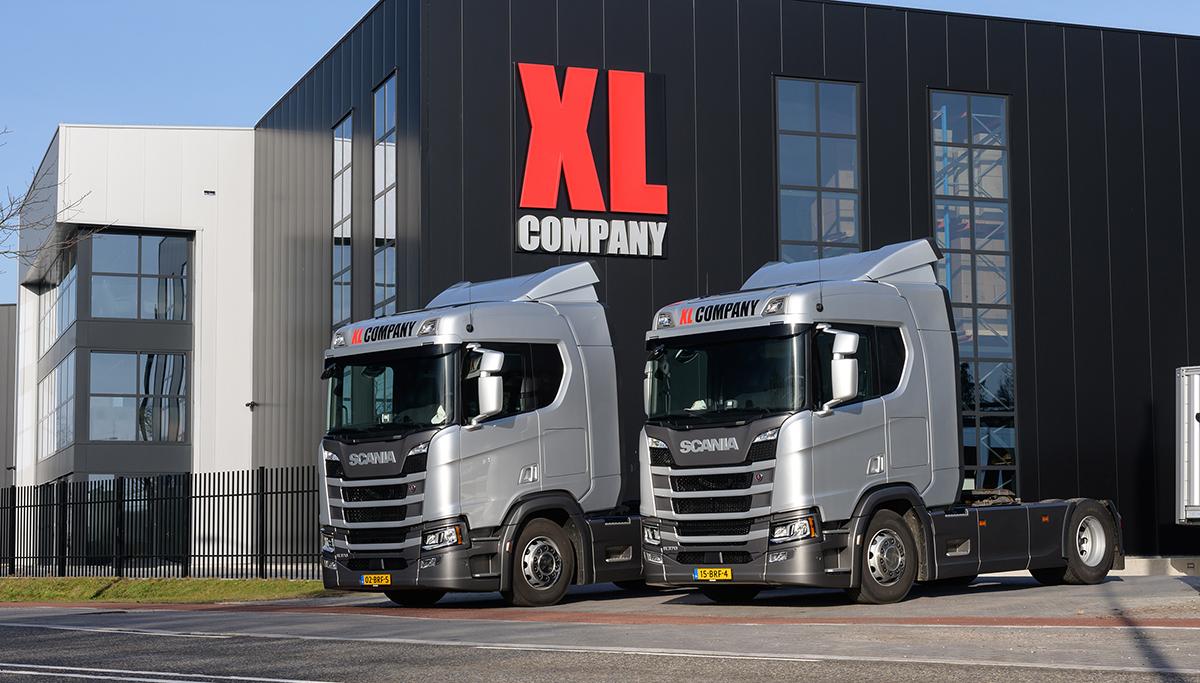 XL Company kiest weer voor Scania