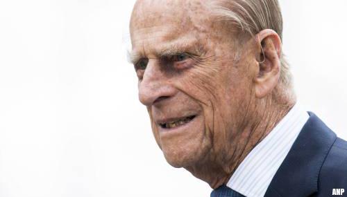 Britse prins Philip op 99-jarige leeftijd overleden
