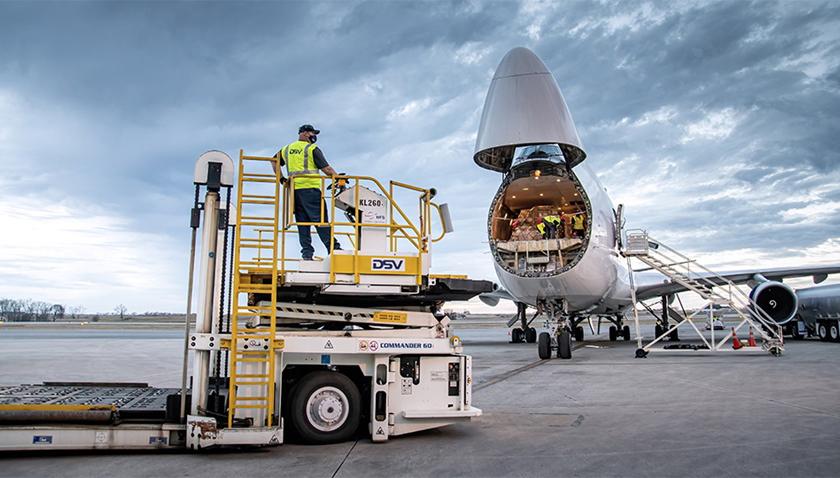 DSV Panalpina neemt Global Integrated Logistics over