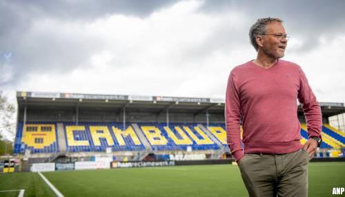 Cambuur officieus gepromoveerd na winst op Helmond Sport