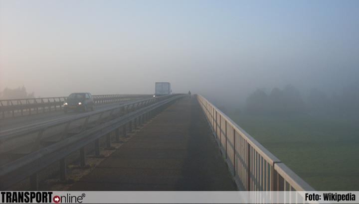 Verbreding Rijnbrug bij Rhenen loopt ernstige vertraging op