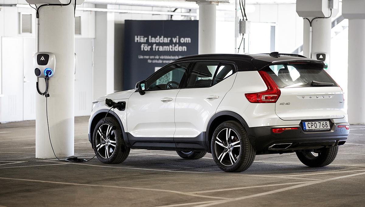 Volvo Cars wil CO2-uitstoot verlagen en miljoenen besparen met circulaire bedrijfsdoelstelling