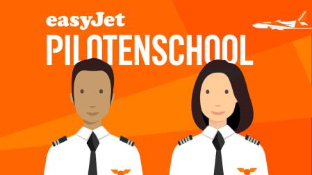 easyJet start online pilotenschool voor kinderen