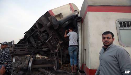 Zeker elf doden bij treinongeluk in Egypte