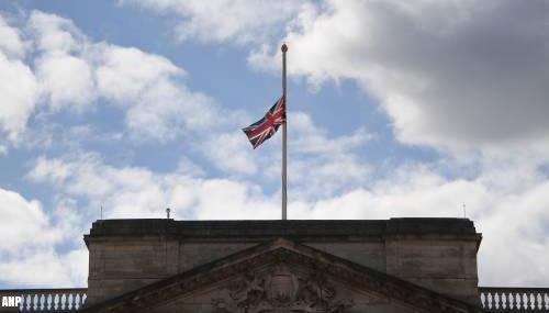 Overleden Britse prins Philip krijgt geen staatsbegrafenis