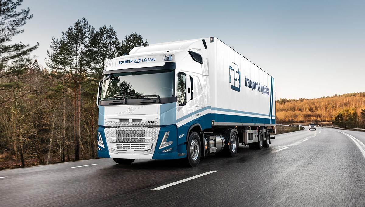 VTS Transport & Logistics gaat voor duurzame distributie met Volvo FM LNG