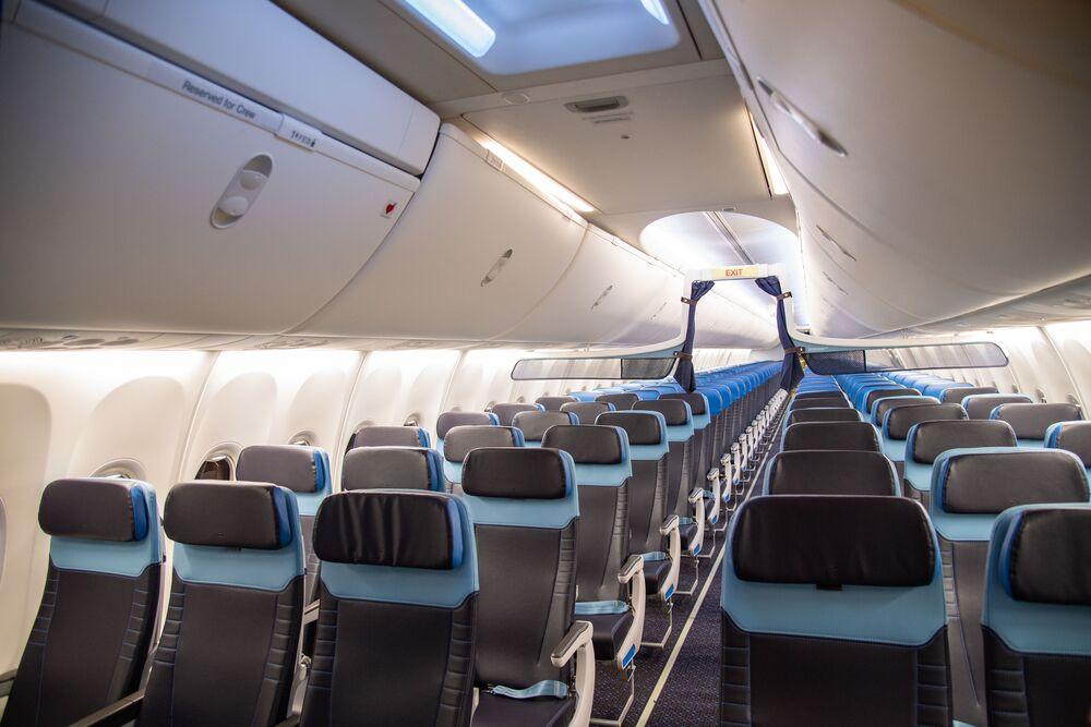 KLM vernieuwt volledig cabine-interieur van veertien Boeing 737-800's
