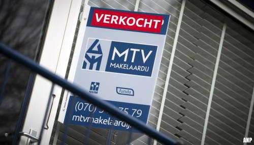 'Merendeel Nederlanders verwacht dat huizenbubbel snel klapt'