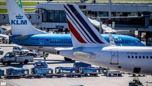 Air France-KLM voert eerste langeafstandsvlucht uit met bakolie
