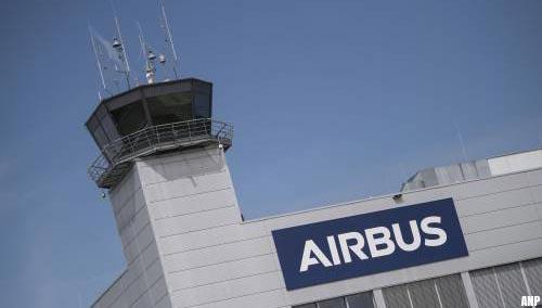 Airbus mikt op hoger productietempo in 2023 dan voor coronacrisis