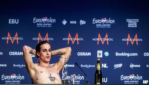 Italiaanse zanger Damiano David negatief getest op drugs
