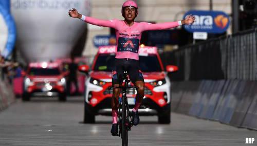 Bernal ziet in winnen Giro beloning voor zoektocht