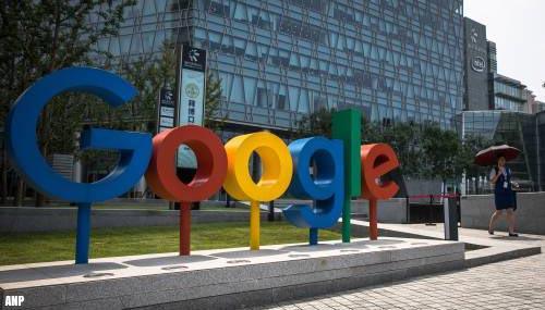 Google komt ook met labels voor apps over verzamelen data