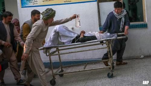 Tientallen doden na explosies bij school in Kabul