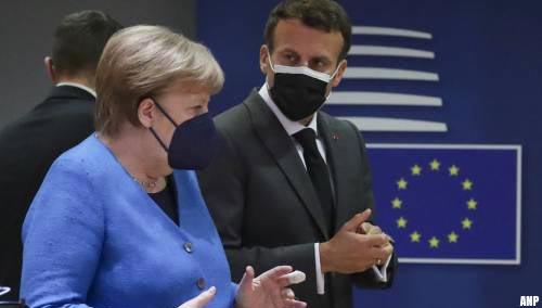 Merkel en Macron vragen opheldering VS over afluisterpraktijken