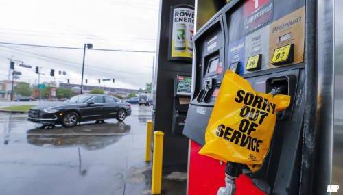 Olielevering via pijplijn VS weer hersteld