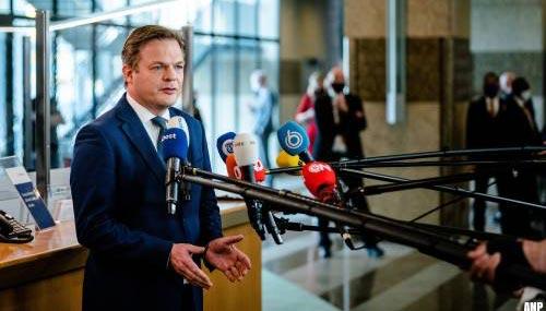 Pieter Omtzigt laat zich tijdelijk vervangen als CDA-Kamerlid