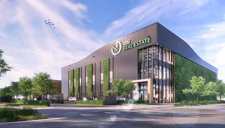 VDG Real Estate start met bouw van tweede warehouse op Schiphol Trade park