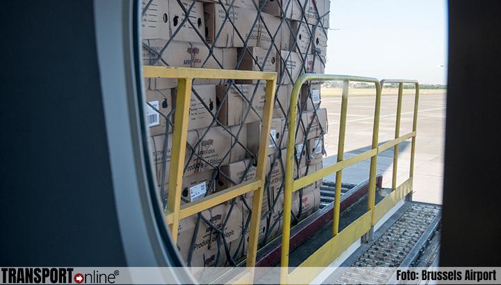 Brussels Airport: stijging van 72 procent in vrachtvolumes