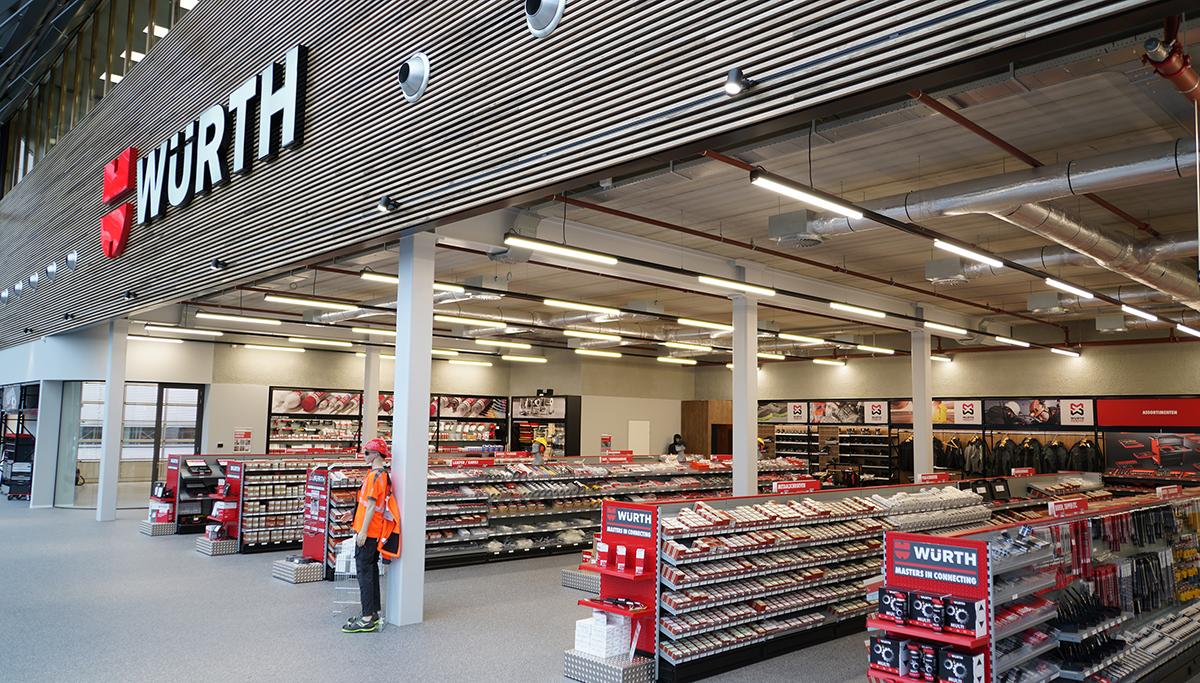 Würth Nederland B.V. en DHL Parcel verlengen 55-jarige samenwerking