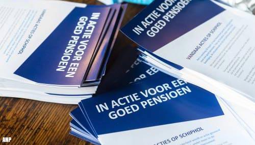 'Uitstel pensioenwet is tegenvaller voor veel gepensioneerden'
