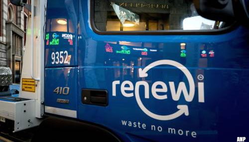 Afvalverwerker Renewi stelt vooruitzichten naar boven bij