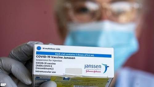 'Duits advies: coronavaccin Janssen alleen nog voor 60-plussers'