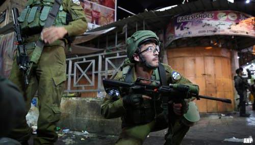 Leger Israël: in 38 uur ruim duizend raketten afgevuurd uit Gaza
