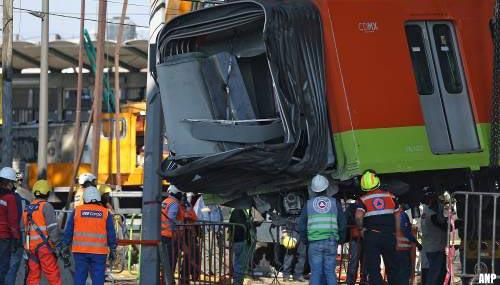 Dodental metroramp Mexico stijgt naar 25