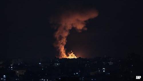Gebouw met kantoren internationale pers bestookt in Gazastrook [+video]