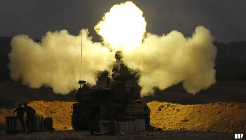 Israël schiet op Libanon na raketbeschieting uit grensgebied