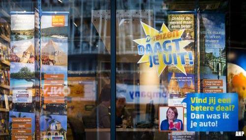 Prijsvrij: doorstart voor 100 tot 150 filialen D-reizen