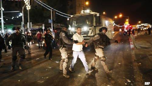 Honderden gewonden bij nieuwe rellen in Jeruzalem