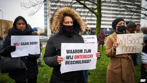 Rotterdam neemt schulden slachtoffers toeslagenaffaire over