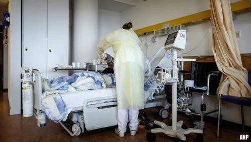 Opnieuw forse daling van aantal coronapatiënten in ziekenhuizen