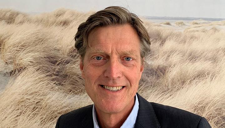 Albert Jaap van Santbrink wordt nieuwe directeur-bestuurder van Stichting De Noordzee