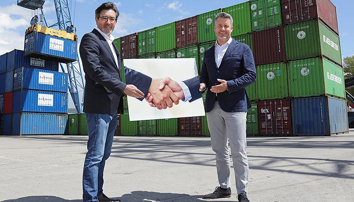 Contargo gaat containerterminal in Weil am Rhein exploiteren