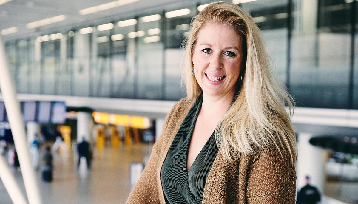 Esmé Valk volgt Heleen Kuijten op als directeur Human Resources Royal Schiphol Group