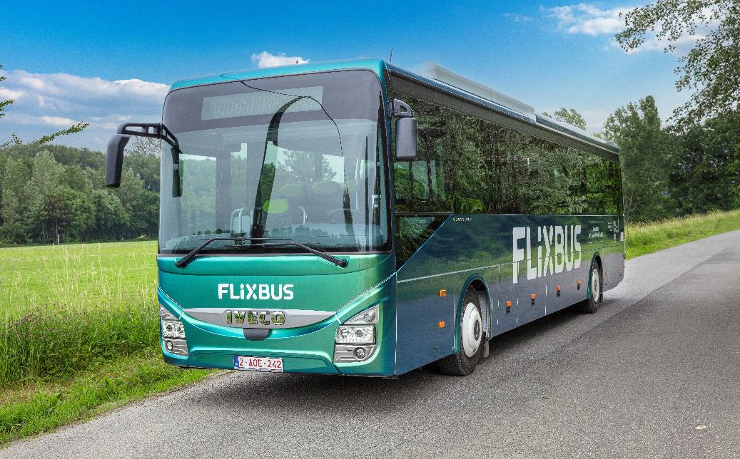 FlixBus lanceert eerste internationale biogas-bus tussen Brussel en Amsterdam