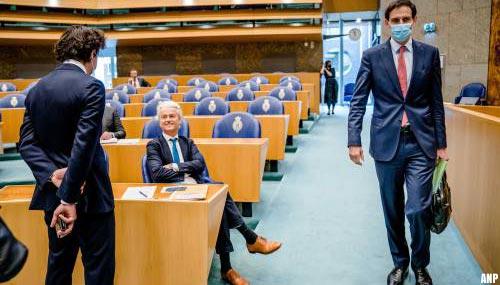 Hoekstra valt Wilders aan over kwestie-Graus in verhit debat
