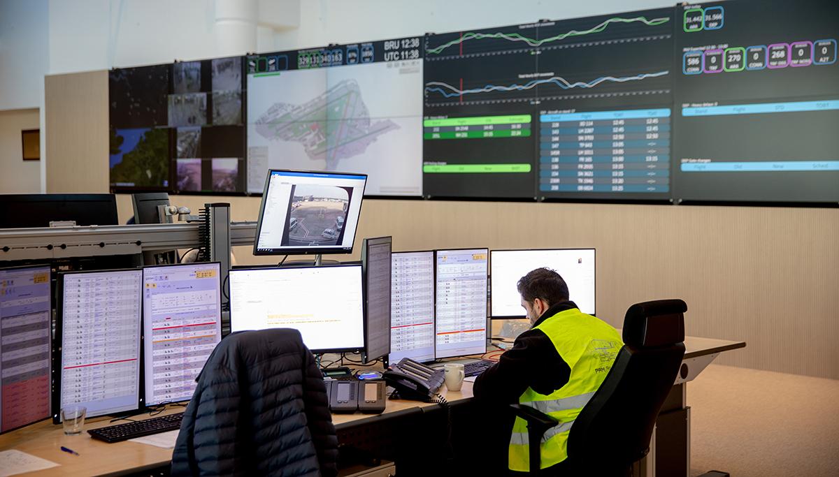 Brussels Airport lanceert haar consultancydochter: Airport Intelligence