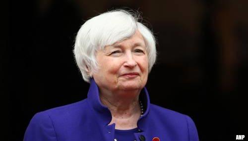 Minister van Financiën VS noemt hogere rente juist goed