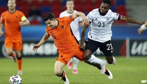 Jong Duitsland maakt hardhandig einde aan EK-droom Jong Oranje