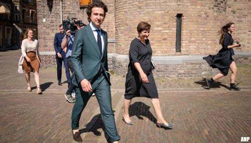 PvdA en GroenLinks blijven erbij: alleen samen in kabinet