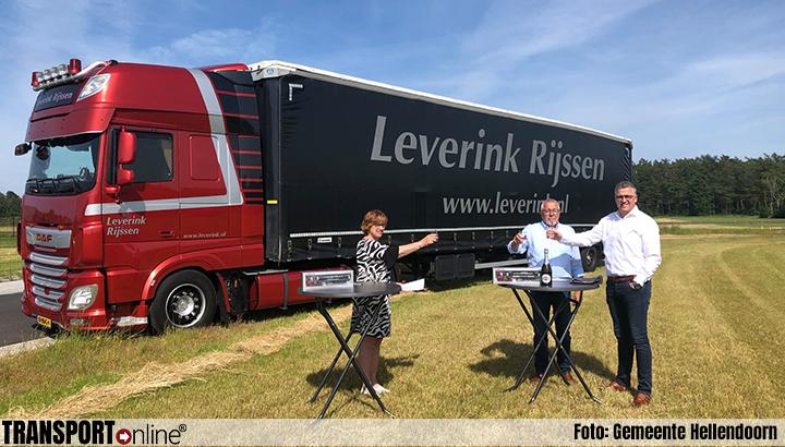 Leverink Transport gaat uitbreiden in Hellendoorn