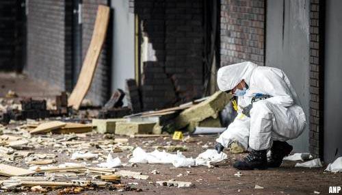 Politie doet onderzoek mogelijk explosief Poolse super Beverwijk