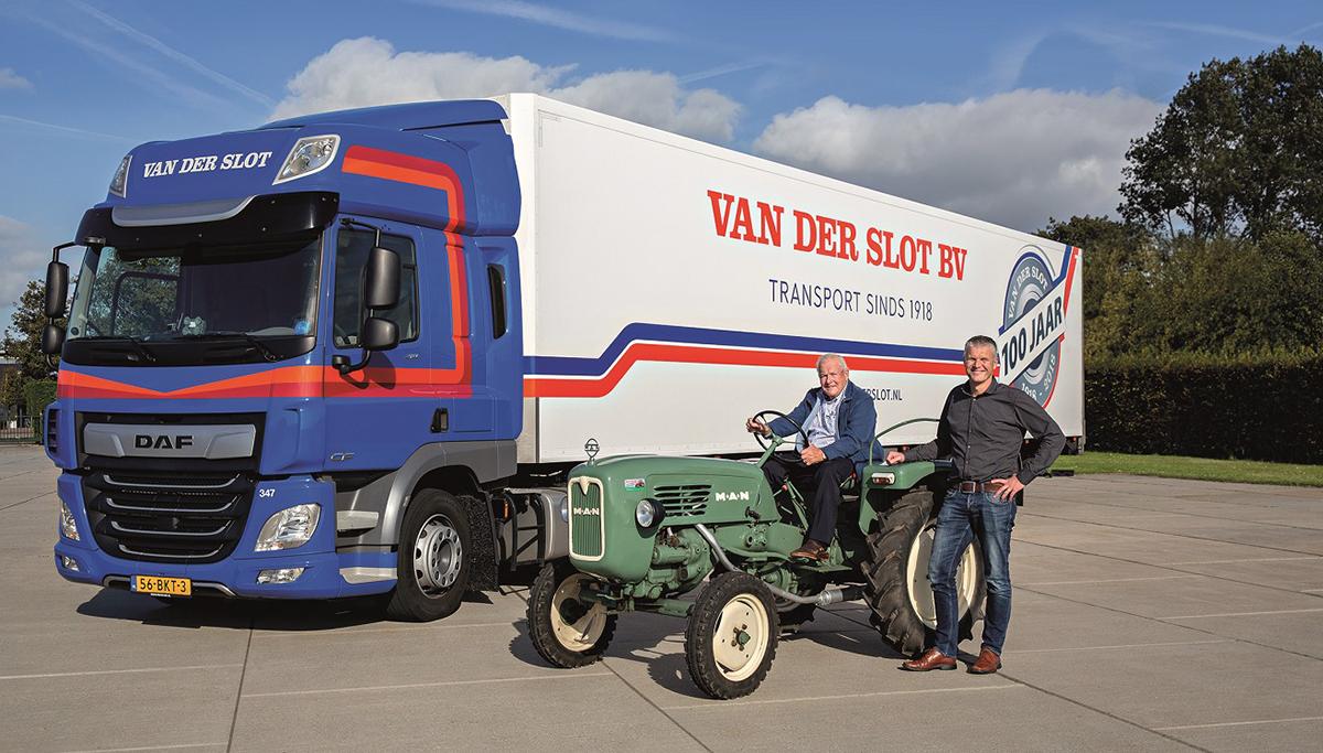 Oud-directeur Van der Slot Groep, Q.B. van der Slot, overleden