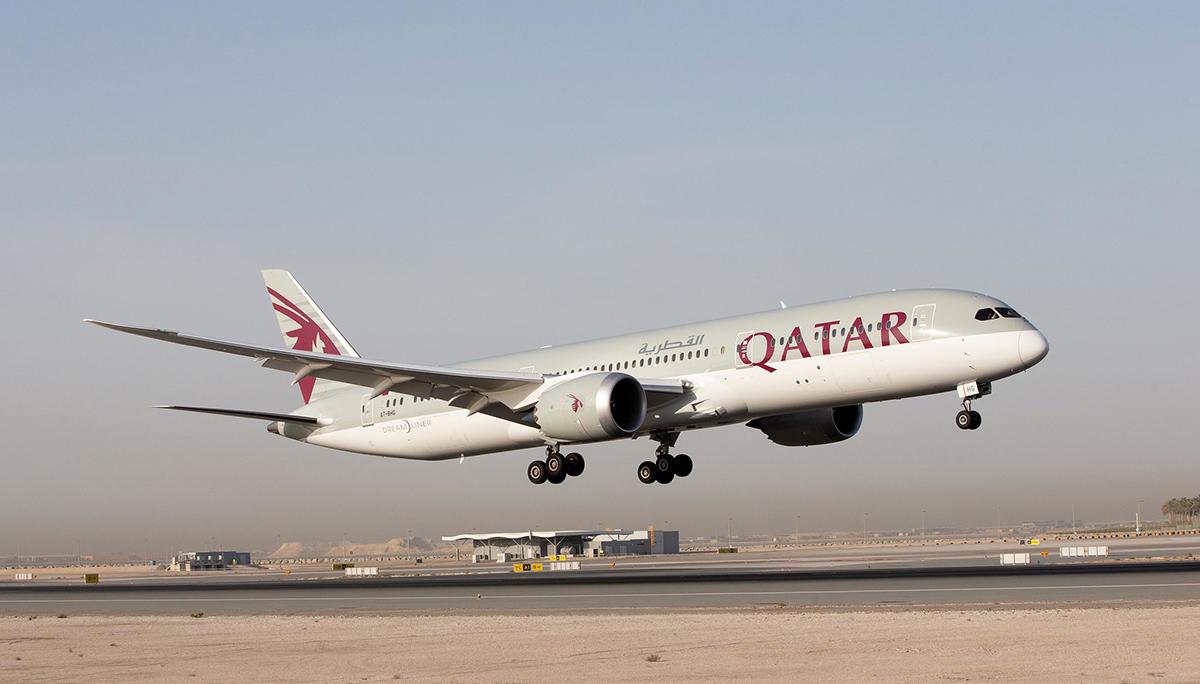 Qatar Airways introduceert nieuwe generatie Boeing 787-9 Dreamliner met een nieuwe Business Class Suite