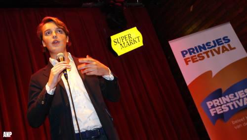 Ook KiKa neemt geen geld aan van Sywert van Lienden